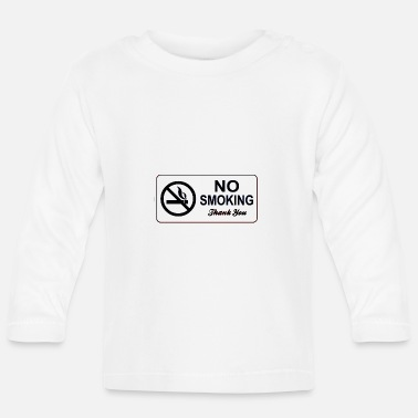 Smoking no smoking - Baby Longsleeve Shirt