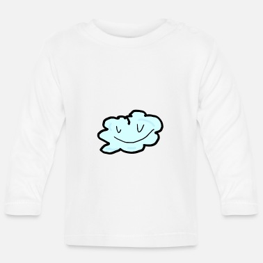 Cartoon Character Cloud cartoon character cartoon - Baby Longsleeve Shirt