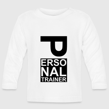 Personal trainer coach - Baby Long Sleeve T-Shirt