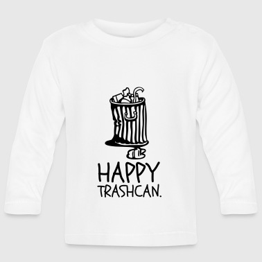 Dustbin - Streetwear - Baby Long Sleeve T-Shirt
