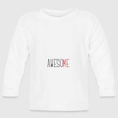 Awesome AWESOME ME - Langarmet baby-T-skjorte
