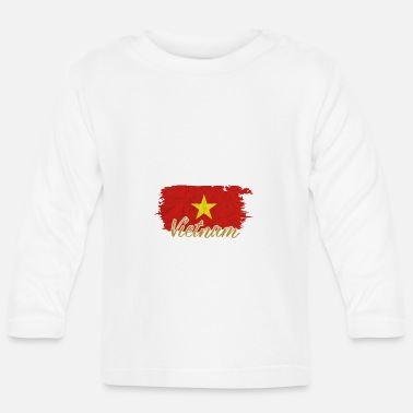 Vietnam Vietnam - Baby Long Sleeve T-Shirt