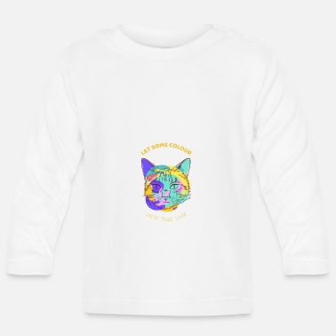 Some color - Baby Long Sleeve T-Shirt