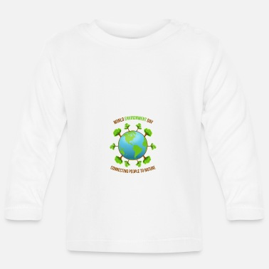 World Environment Day - Baby longsleeve