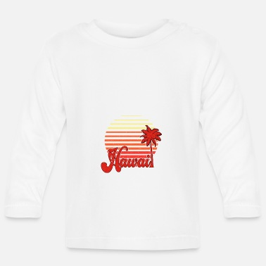 Birth Hawaii - Baby Longsleeve Shirt