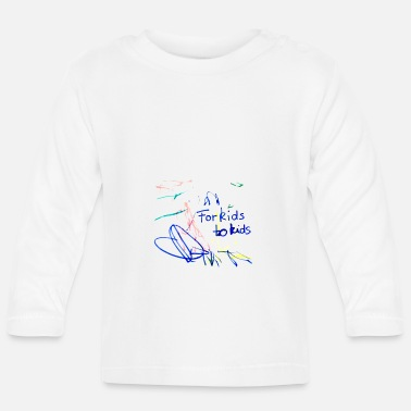 Kid For kids to kids - Baby Longsleeve Shirt