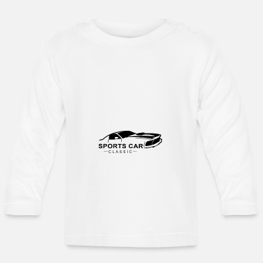 Classic Design Sports Car Classic Design - Baby Longsleeve Shirt