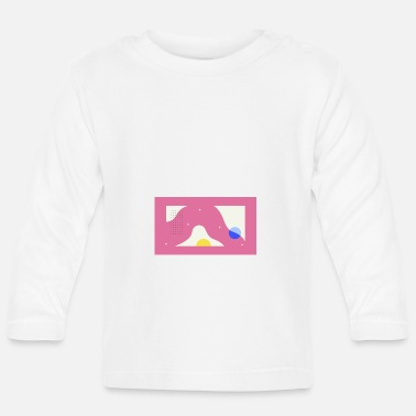 Abstract Abstract - abstraction - Baby Longsleeve Shirt