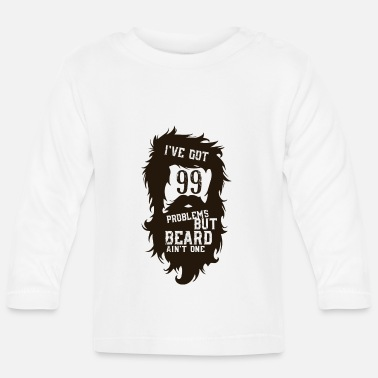 Beard But a beard beard - Baby Longsleeve Shirt