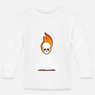 Recognition Burned Beyond Recognition - Baby Longsleeve Shirt