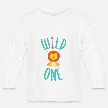Wild Wild and one - Baby Longsleeve Shirt