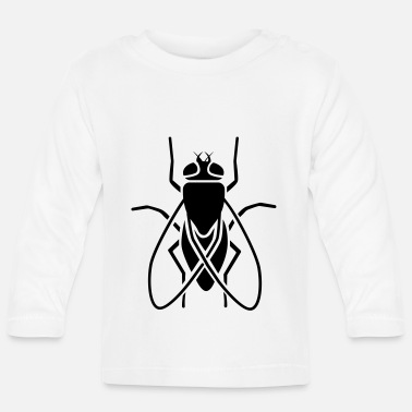 Fly-insect Insect - fly - Baby Longsleeve Shirt