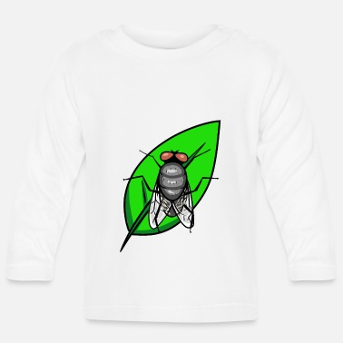 Fly-insect Fly insect pest - Baby Longsleeve Shirt