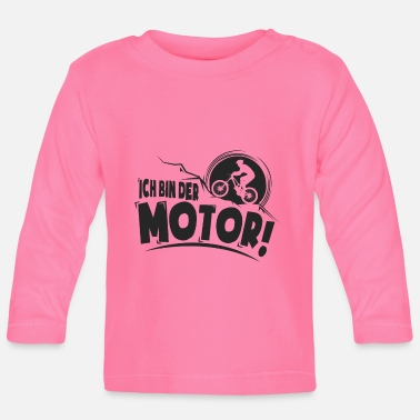 Moutainbike Moutainbike - Baby Langarmshirt