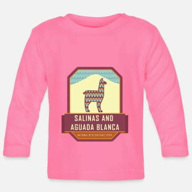 Arequipa Salinas and Aguada Blanca National Reservation - Baby Longsleeve Shirt