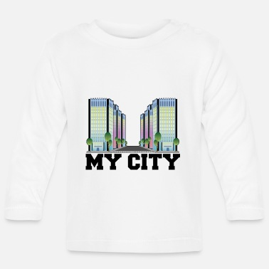 My City MY CITY - Baby Longsleeve Shirt