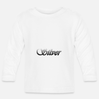 Silver Silver - Baby Longsleeve Shirt