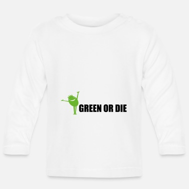 Green Green or the - Baby Longsleeve Shirt