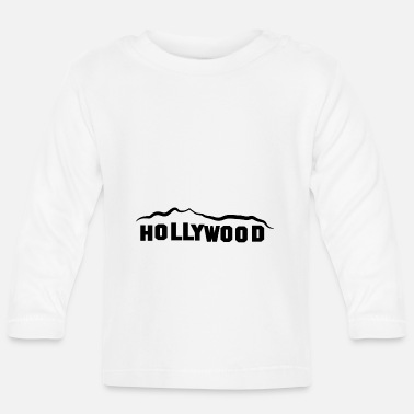 Hollywood HOLLYWOOD - Långärmad baby T-shirt