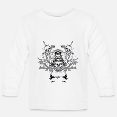 Ancient Ancient Gladiator - Baby Longsleeve Shirt