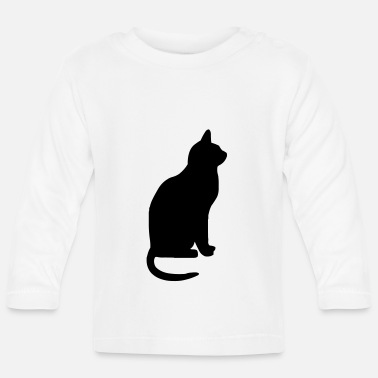 Ps Cat PS - Baby Longsleeve Shirt