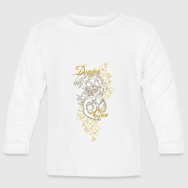 Clan dragon clan - Baby Long Sleeve T-Shirt