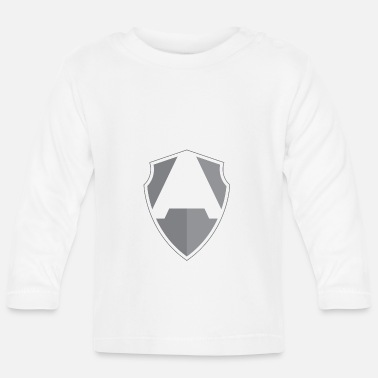 Shield A shield - Baby Long Sleeve T-Shirt