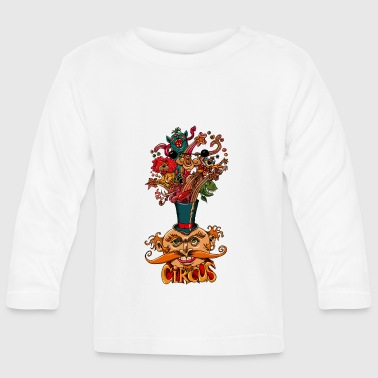 the circus - Baby Long Sleeve T-Shirt