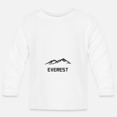Ever Everest - Baby Langarmshirt