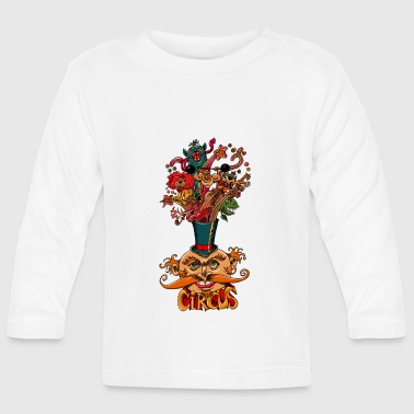Circus the circus - Baby Long Sleeve T-Shirt