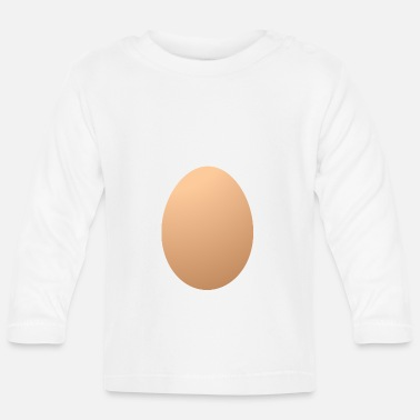 Egg World Record Egg Instagram Egg Egg Eggs - Baby Longsleeve Shirt
