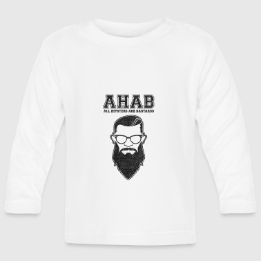ALL HIPSTERS ARE BASTARDS - Funny Parody  - Baby Langarmshirt