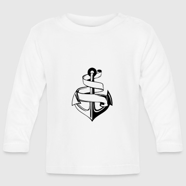Anchor. - Baby Long Sleeve T-Shirt