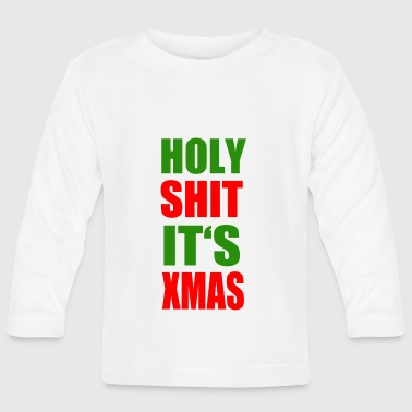 xmas - Baby Long Sleeve T-Shirt