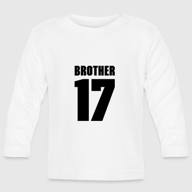 Brother 17 - Baby Langarmshirt