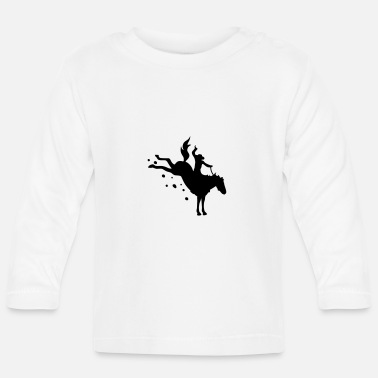 Rodeo rodeo - Baby longsleeve