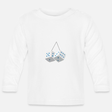 Dice Dices- - Baby Long Sleeve T-Shirt