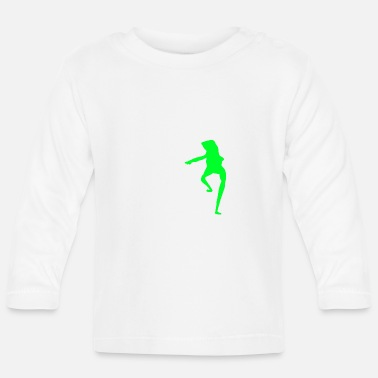 Writing Dat boi shirt white writing - men - T-shirt manches longues Bébé