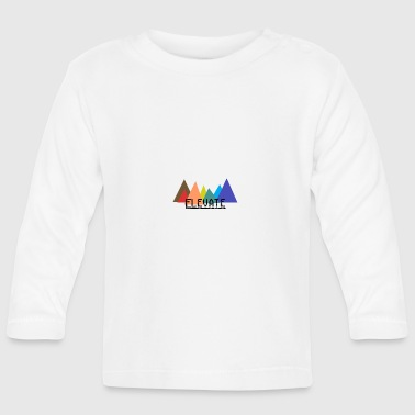 Elevator Elevated to the Mountains - Baby Long Sleeve T-Shirt