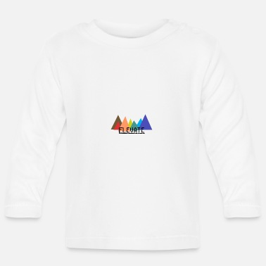 Elevator Elevated to the Mountains - Baby Longsleeve Shirt