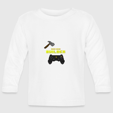 Video Game Builder! - Långärmad T-shirt baby