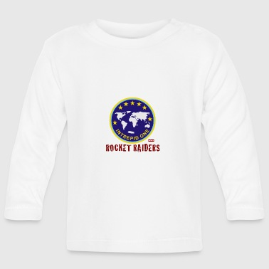 patame Intrepid One Logo Rocket Raiders - Baby Long Sleeve T-Shirt