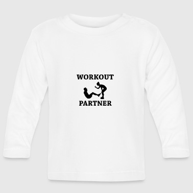training partner - Baby Long Sleeve T-Shirt