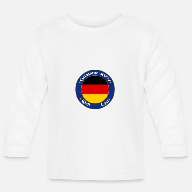 North Rhinewestphalia germany first - Baby Longsleeve Shirt