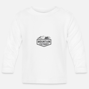 Outdoor Mountain Outdoor - T-shirt manches longues Bébé