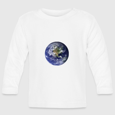 mother Earth - Baby Long Sleeve T-Shirt