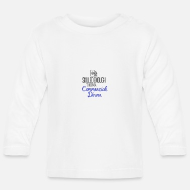 Commercial Commercial Diver - Baby Longsleeve Shirt