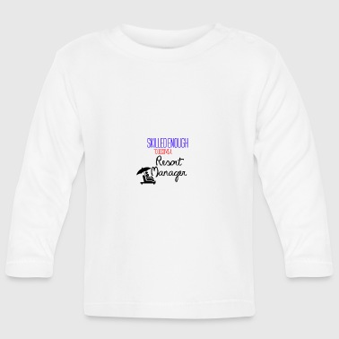 Resort manager - Baby Long Sleeve T-Shirt