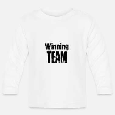 Competition Winning Team Teamplayer Competition Competition - Baby Longsleeve Shirt