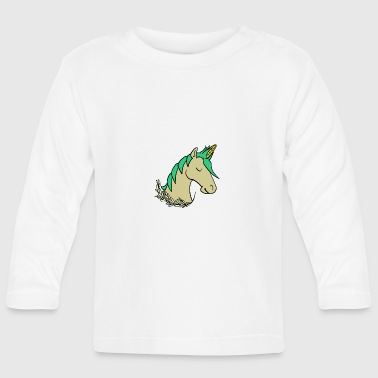 Uni-Corn - Baby Long Sleeve T-Shirt